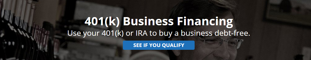 Use your 401(k) or IRA to buy a business debt-free