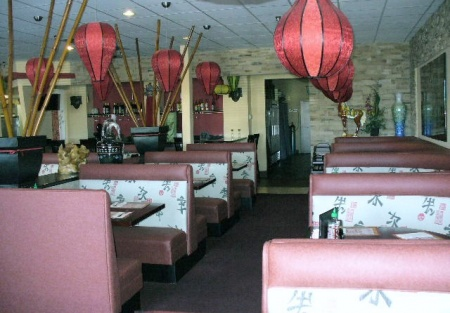 Gorgeous Asian Restaurant Located in Retail Center in South Placer County