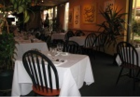 Elegant Award-Winning Mediterranean Restaurant