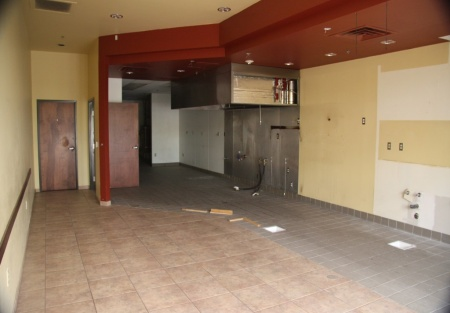 Upscale Area Restaurant Facility with All Infrastructure Ready to Go!