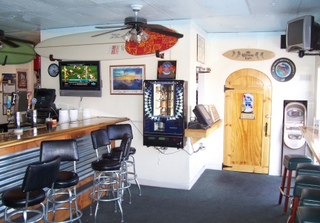 Rare Find - Nearly New Sports Bar On Harbor