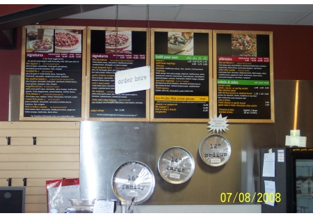 Popular Pizza Restaurant with Dine In/Take Out