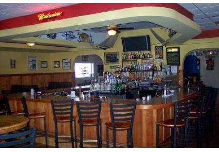 Large Restaurant & Bar with Entertainment & Hard Liquor!