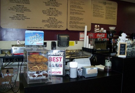 Award Winning Deli in Historic Downtown Area