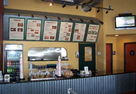 Great Mexican Fast Food In Beautiful Strip Mall
