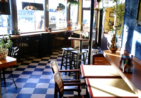 Fast Food Restaurant Across from Busy Ferry Terminal with Seller Financing Terms Available!