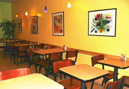 Los Angeles Restaurants For Sale: Warner Center Area Quick Serve Restaurant Facility Perfect for Mexican, Italian, Ethnic
