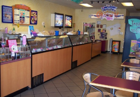 Popular Ice Cream Franchise