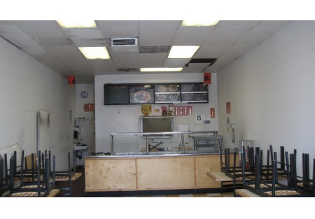 Take-Out Restaurant Space For Lease