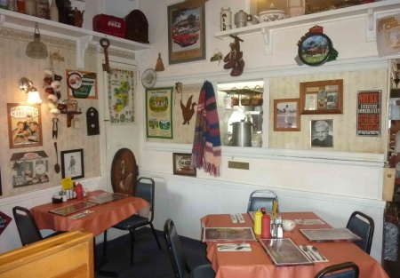 Profitable Breakfast and Lunch cafe very affordable rent-Owner has retired it's yours for the taking!