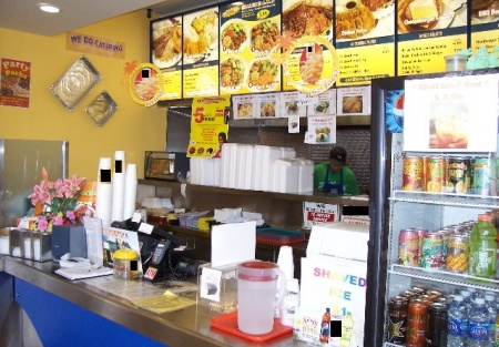 Restaurant Location / Asset Sale In Busy Shopping Center