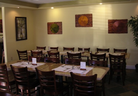ASIAN RESTAURANT IN STAND ALONE BUILDING