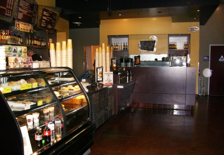 Coffee House in East Ventura County