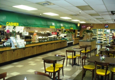 FREE!  Restaurant for Lease in Commercial Area - Shorter Hours!