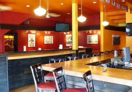Sports Bar and Restaurant w/Hard Liquor & Real Estate