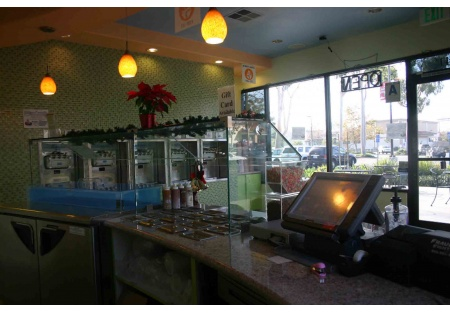 Nearly New Self Serve Yogurt Shop!  Steal It...the equipment costs more then the price...