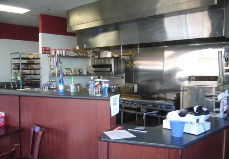 Neighborhood BBQ Restaurant or Convert!