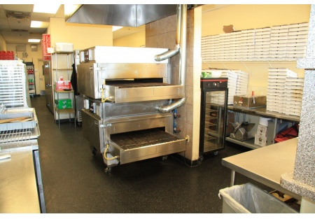 Take-Out and Delivery Pizza Business For Sale