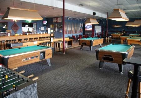 Rare Pool Hall For Sale in Sacramento Area.