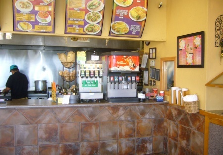 Quick Serve Mexican Restaurant With Long History