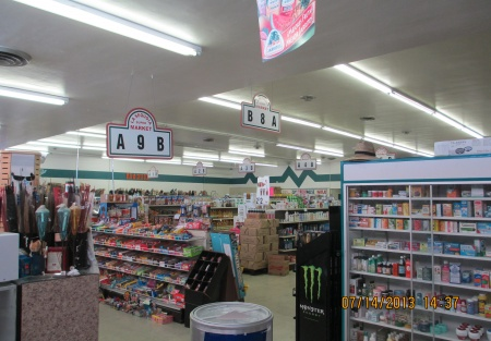 Super Grocery Market with Property for Sale in Modesto Area CA