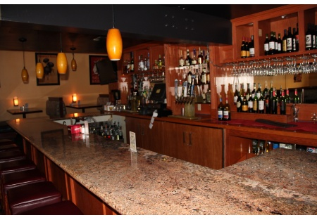 Restaurant row location-Million plus in sales-full liquor license