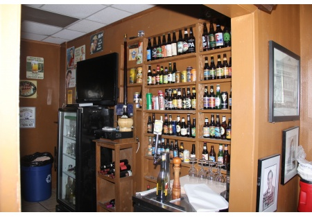 San Diego State Univ. Pizza & Sports Bar for Sale-41 License