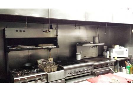 Folsom Sports Bar with Hard Liquor License + Nice Kitchen