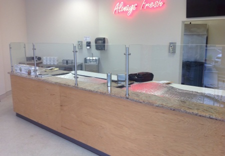 Take and Bake Pizza Business For Sale - Nearly New Operation!