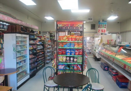 Grocery Market with Real Estate for Sale in Kerman CA