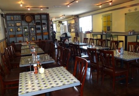 Coffee House and Cafe with Type 41 License in Claremont For Sale
