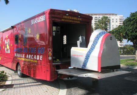 Mobile Arcade Franchisor Business