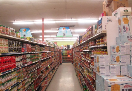 Newly Remodeled Grocery Super Market for Sale in Fresno CA
