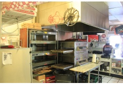 Cheap Rent, Great Visibility, Turn-Key Pizza Restaurant For Sale
