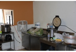 Catering opportunity-Mostly cash business-includes built out kitchen