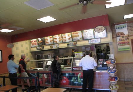 Sandwich Franchise Restaurant for Sale in East Bay Area CA