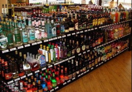 Liquor Store for Sale in Shopping Center in Fresno County CA