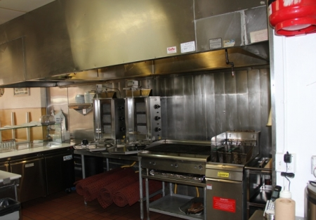 San Diego Beach area restaurant, great rent! Turnkey and super clean
