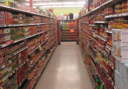 Grocery SuperMarket for Sale with Real Estate near Modesto-Manteca CA