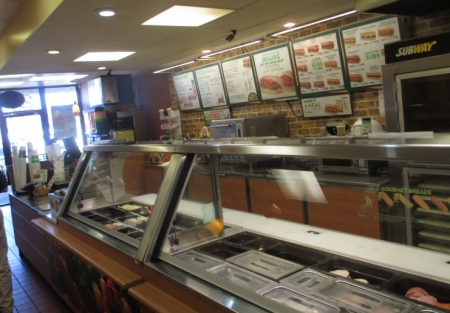 Established Subway Franchise for Sale in Sacramento County CA