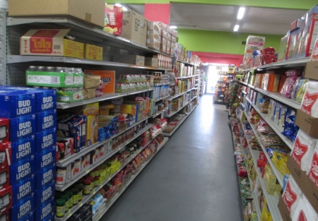 Low Rent Established Grocery Market for Sale in Fresno CA