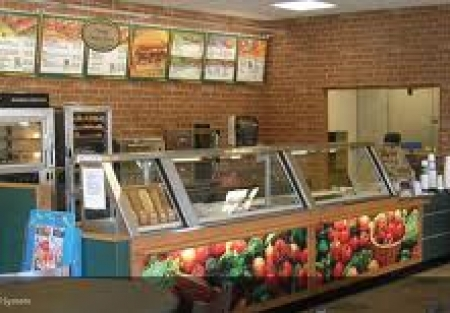 Sandwich Restaurant for Sale in Shopping Center -Sacramento CA