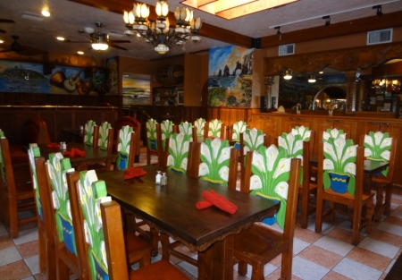 High-End Mexican Restaurant & Bar w/Hard Liquor in Beach Area of O.C.