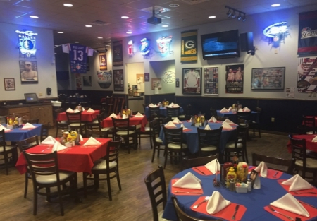 Absentee Sports Bar and Restaurant with Rare Hard Liquor & Real Estate