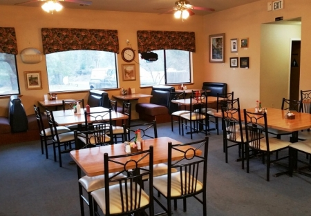 Great Local Family Restaurant with Growing Sales and Real Estate!