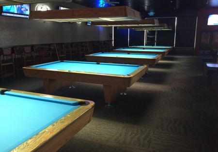 Growing Billiards Business - Recent Remodel - Beer & Food
