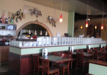 Italian Restaurant with Beer & Wine for Sale in Tracy CA