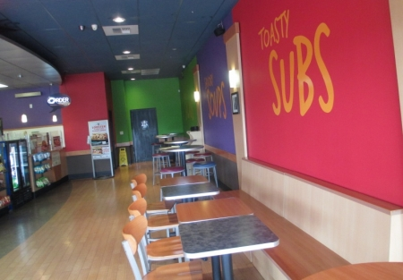 Quizno Sub Franchise for Sale in Yolo County CA