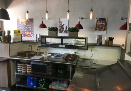 Rare Hillcrest Area Turnkey Restaurant w/Beer and Wine