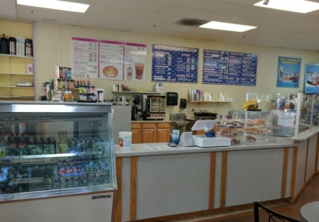 Established Ice Cream & Sandwich Shop for Sale in Modesto CA